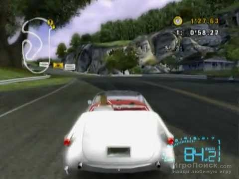 Скриншот к игре Corvette
