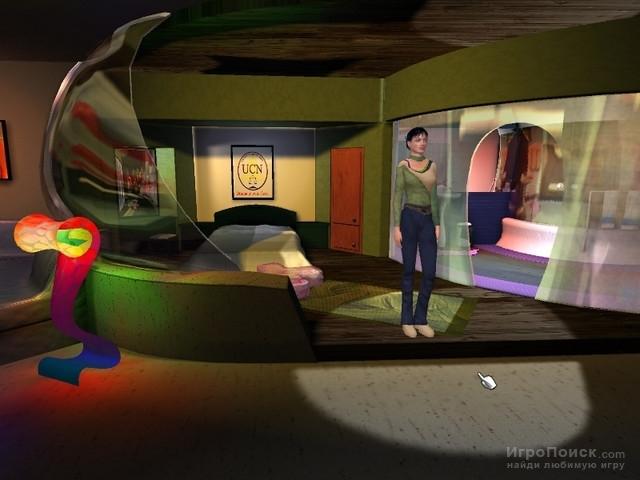 Скриншот к игре Culpa Innata