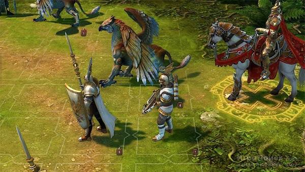 Скриншот к игре Might and Magic: Heroes VI