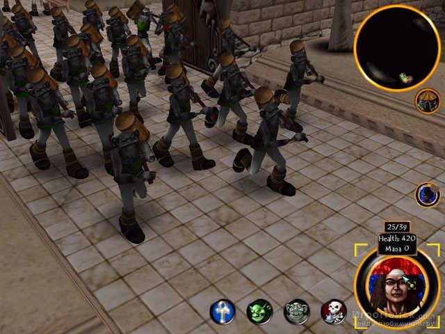Скриншот к игре Magic and Mayhem: The Art of Magic