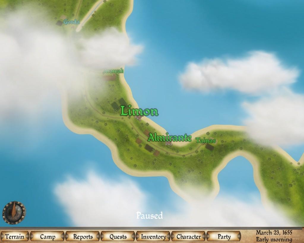 Скриншот к игре Caribbean!