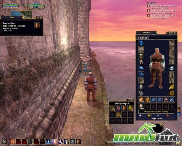 Скриншот к игре EverQuest 2