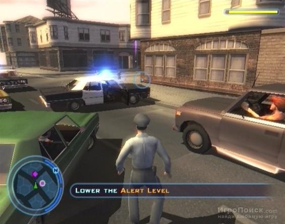 Скриншот к игре Destroy All Humans! 2
