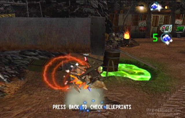 Скриншот к игре Dr. Muto