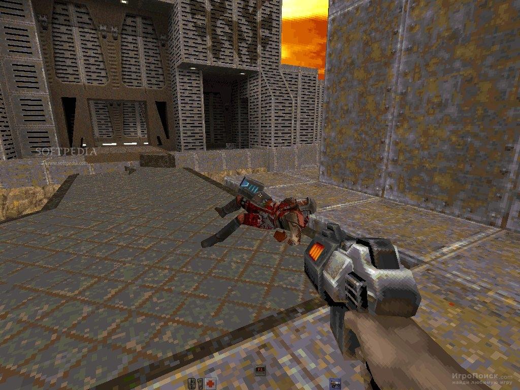 Скриншот к игре Quake 2