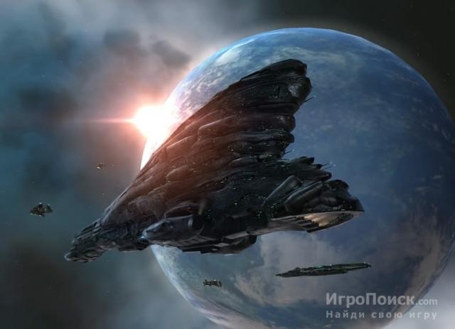 Скриншот к игре EVE Online
