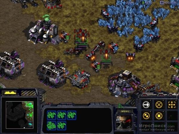 Скриншот к игре StarCraft