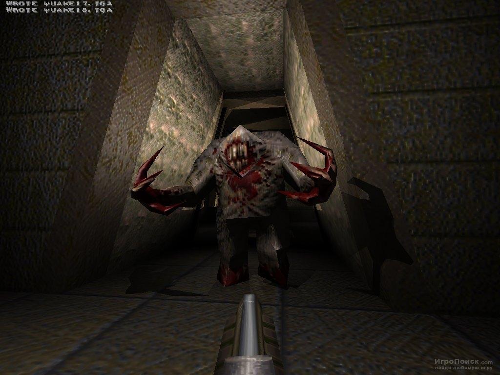 Скриншот к игре Quake