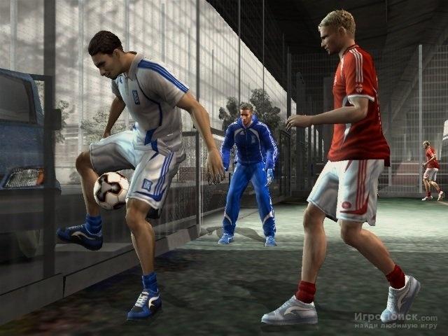 Скриншот к игре FIFA Street