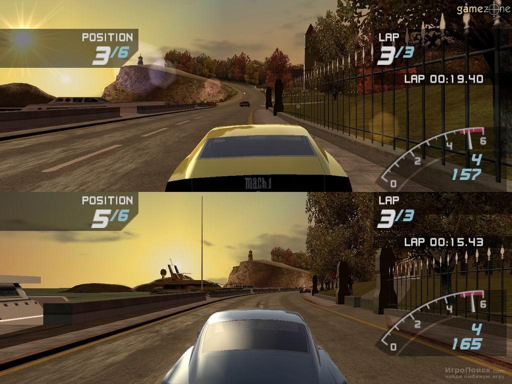 Скриншот к игре Ford Racing 3