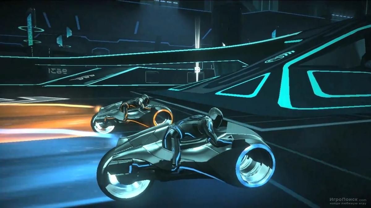 Скриншот к игре TRON: Evolution - The Video Game
