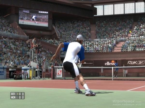 Скриншот к игре Top Spin 3