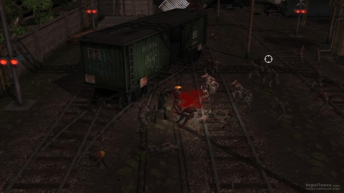 Скриншот к игре Dead Horde