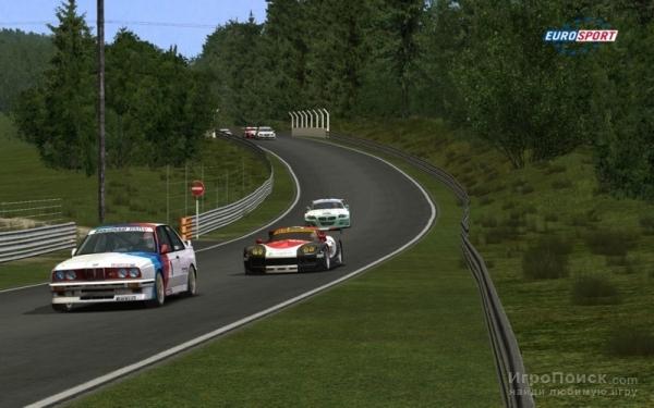 Скриншот к игре GTR Evolution