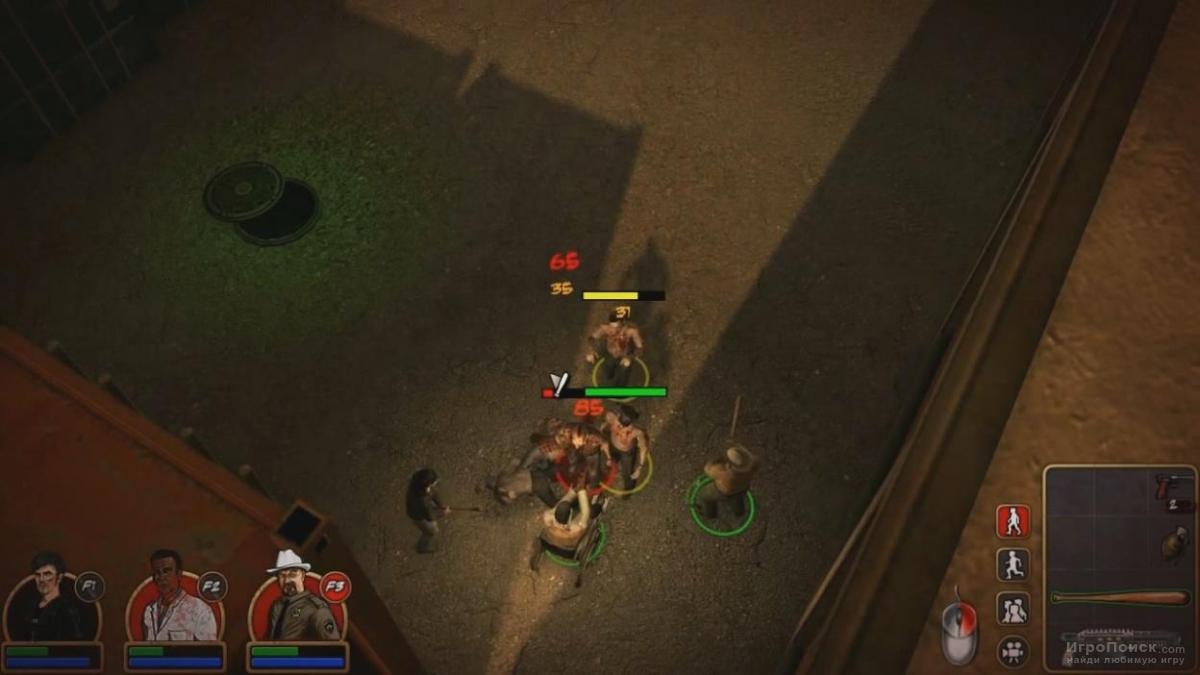 Скриншот к игре Trapped Dead