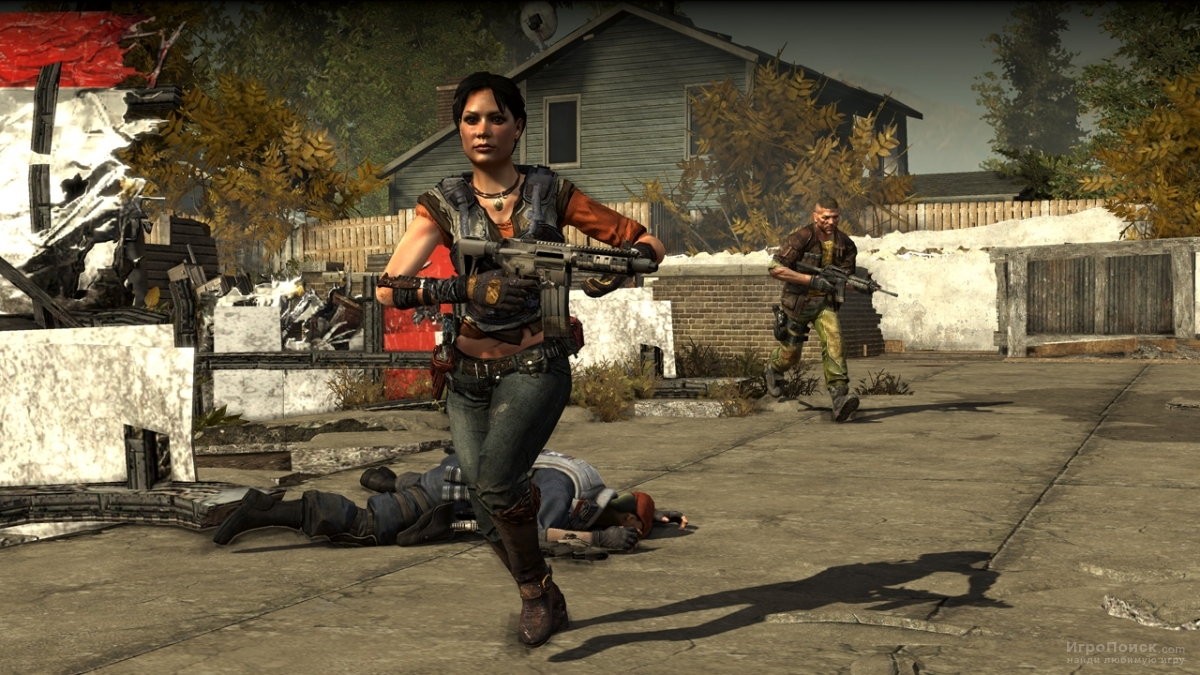 Скриншот к игре Homefront