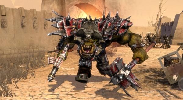 Скриншот к игре Warhammer 40,000: Dawn of War 2 - Retribution