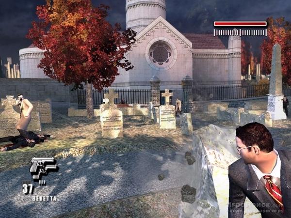 Скриншот к игре Made Man