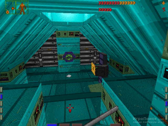 Скриншот к игре System Shock