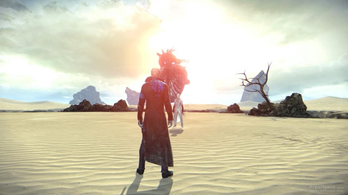 Скриншот к игре DmC: Devil May Cry - Vergil's Downfall