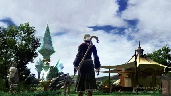 Скриншот к игре Final Fantasy XIV