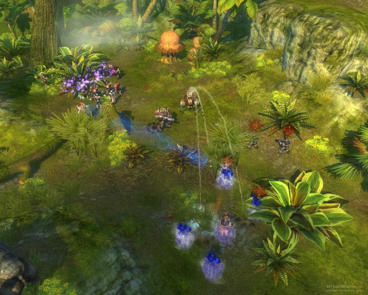 Скриншот к игре Worldshift