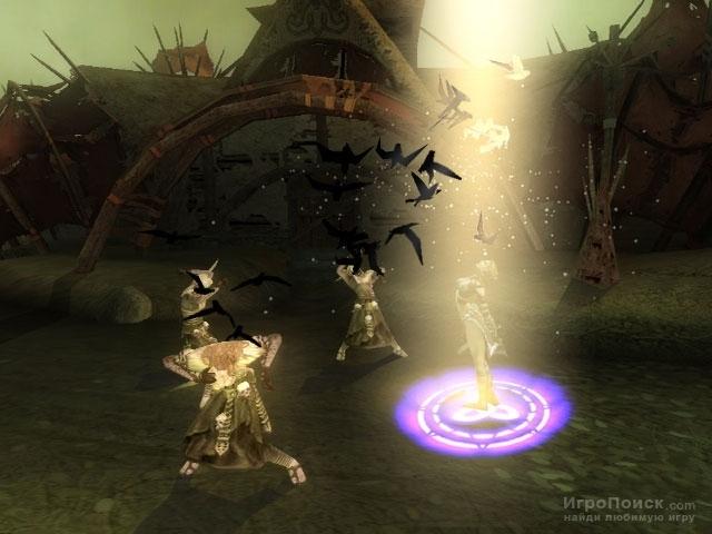 Скриншот к игре Gauntlet: Seven Sorrows