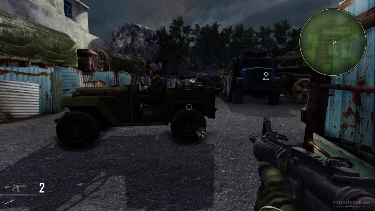 Скриншот к игре Duty Calls: The Calm Before the Storm