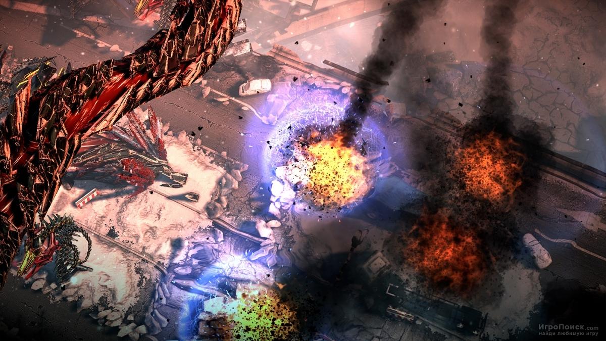 Скриншот к игре Anomaly 2