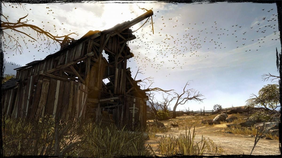 Скриншот к игре Call of Juarez: Gunslinger