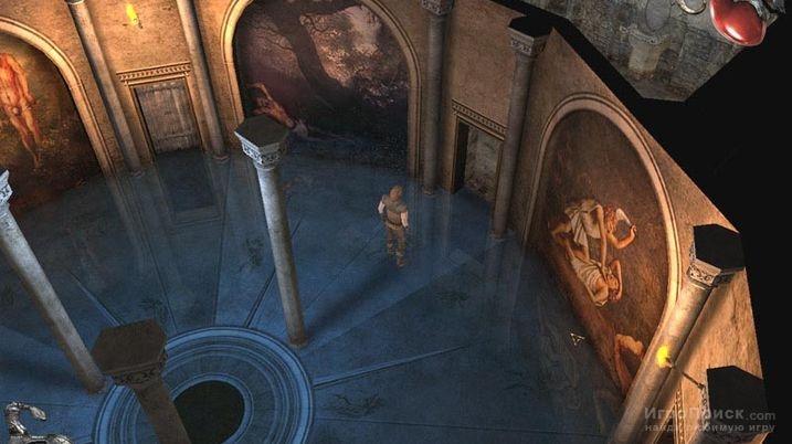 Скриншот к игре Daemonica