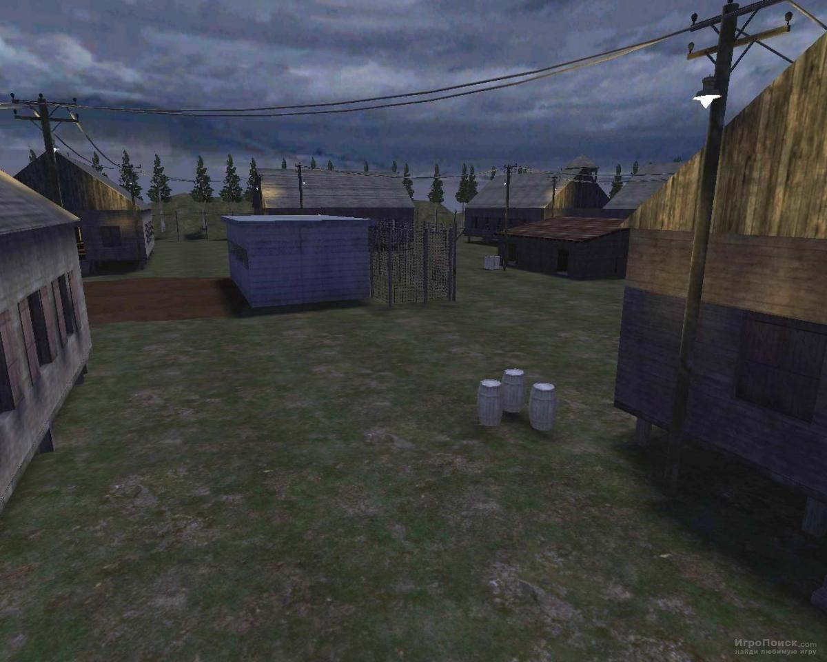 Скриншот к игре The Great Escape
