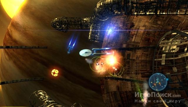 Скриншот к игре Star Trek D.A.C.
