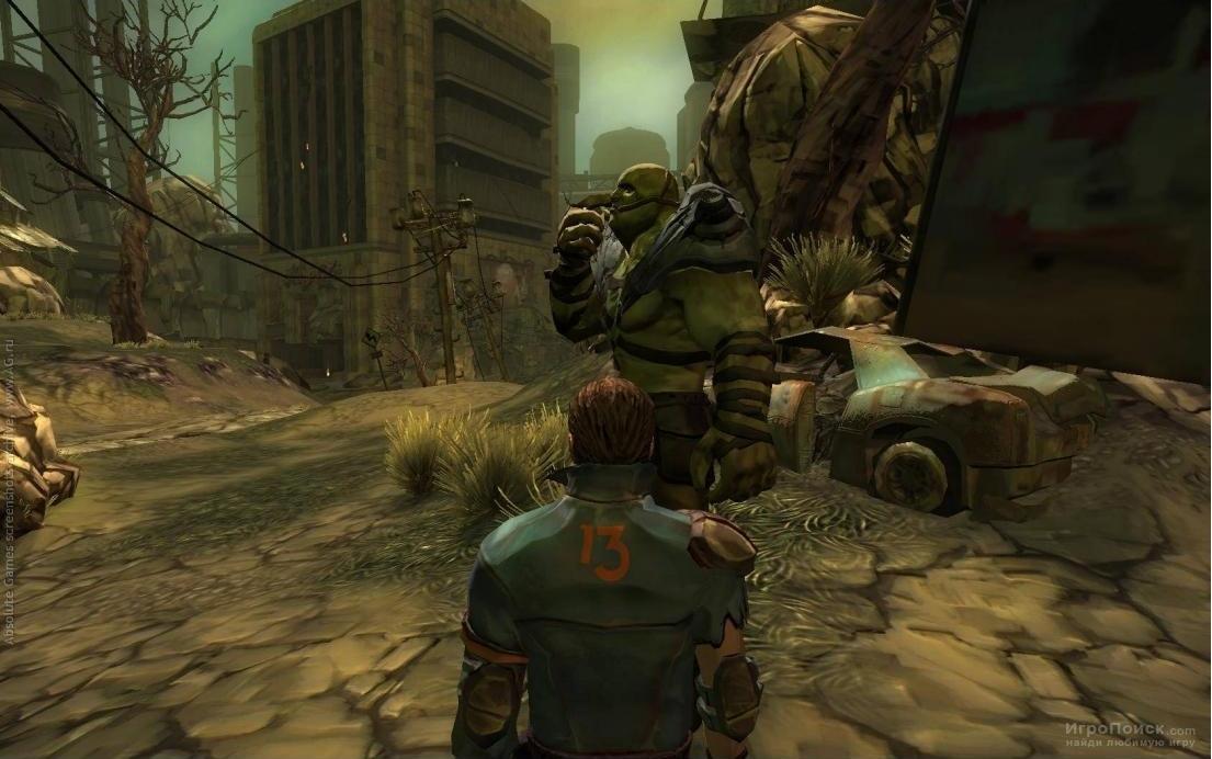 Скриншот к игре Fallout Online