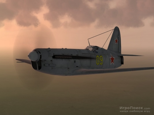 Скриншот к игре IL-2 Sturmovik