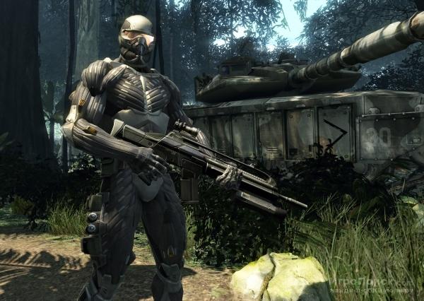Скриншот к игре Crysis