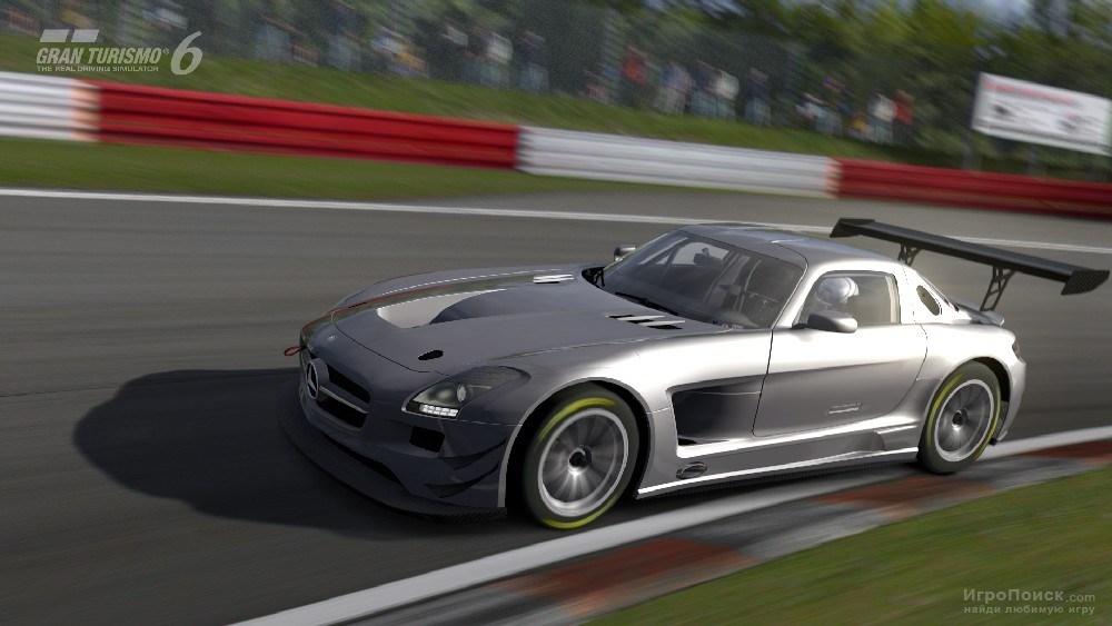 Скриншот к игре Gran Turismo 6