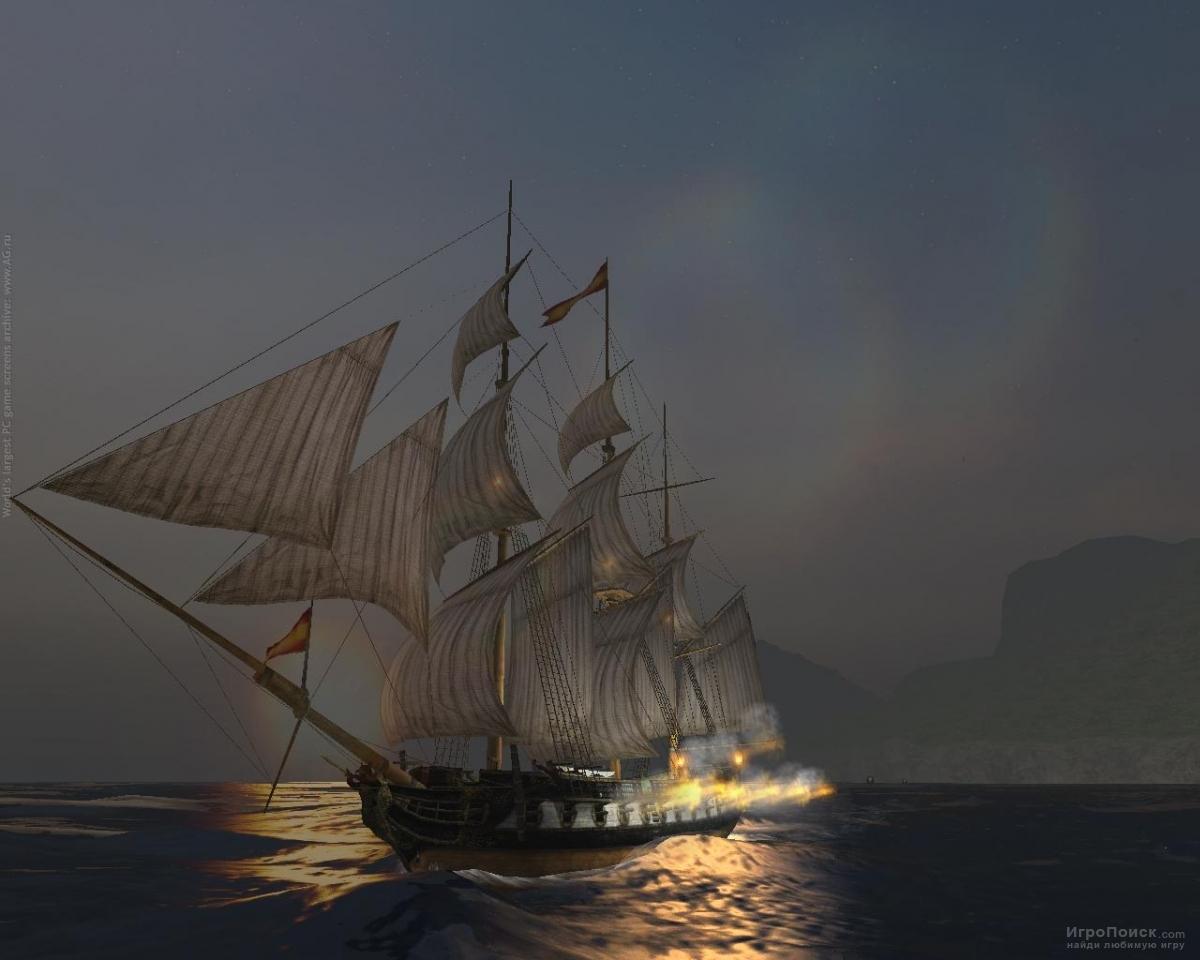 Скриншот к игре Age of Pirates 2: City of Abandoned Ships