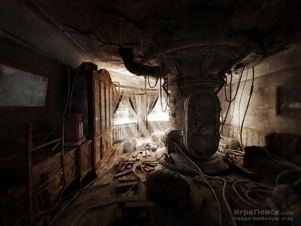 Скриншот к игре Outcry: Mysterious Machine