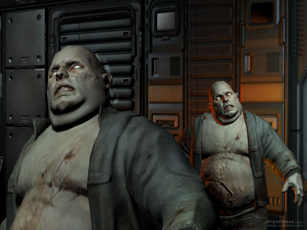 Скриншот к игре Doom 3