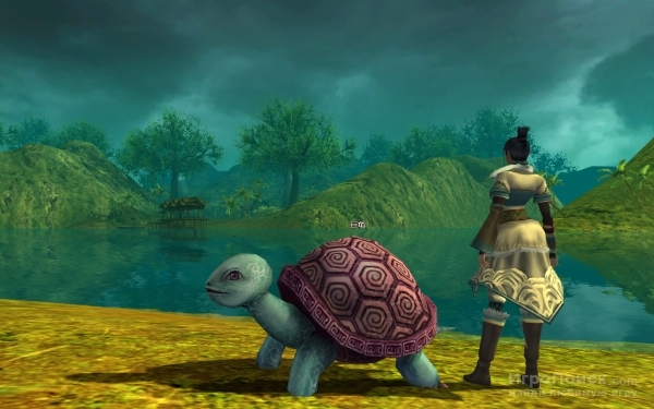 Скриншот к игре Loong Online
