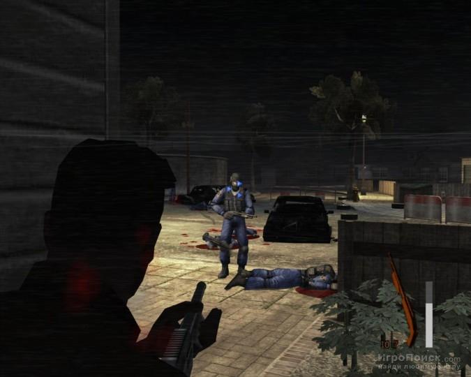 Скриншот к игре Manhunt 2