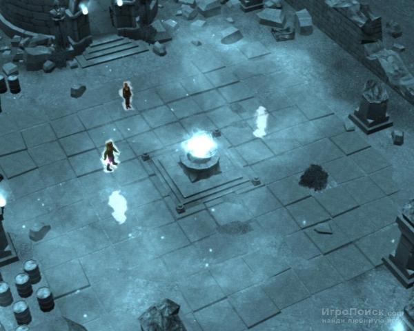 Скриншот к игре Night Watch