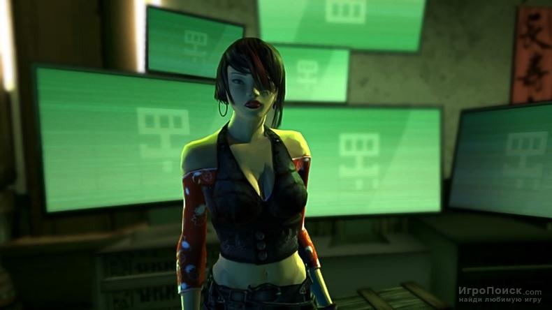 Скриншот к игре Red Steel 2