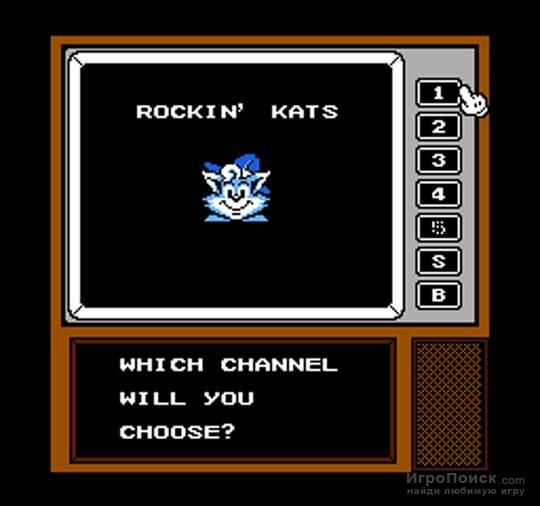 Скриншот к игре Rockin' Kats