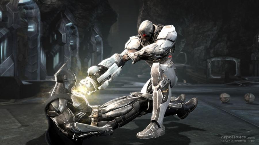 Скриншот к игре Injustice: Gods Among Us