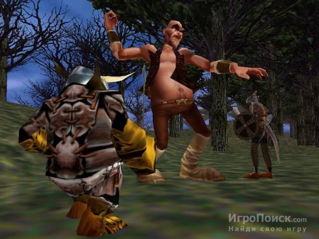 Скриншот к игре EverQuest