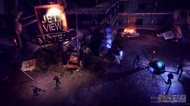 Скриншот к игре Wasteland 2