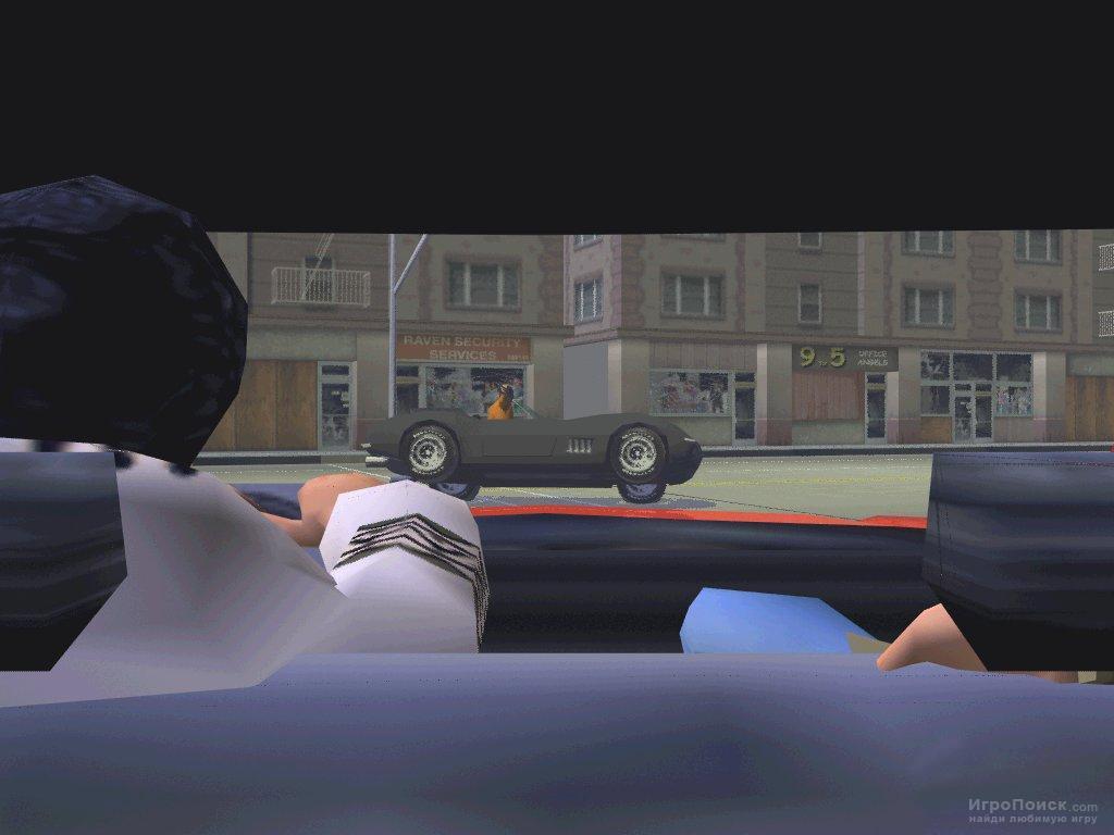 Скриншот к игре Starsky and Hutch