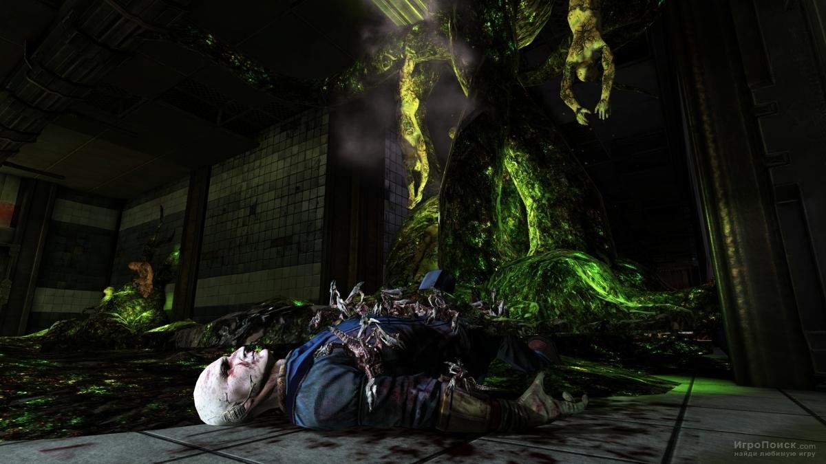 Скриншот к игре Scourge: Outbreak